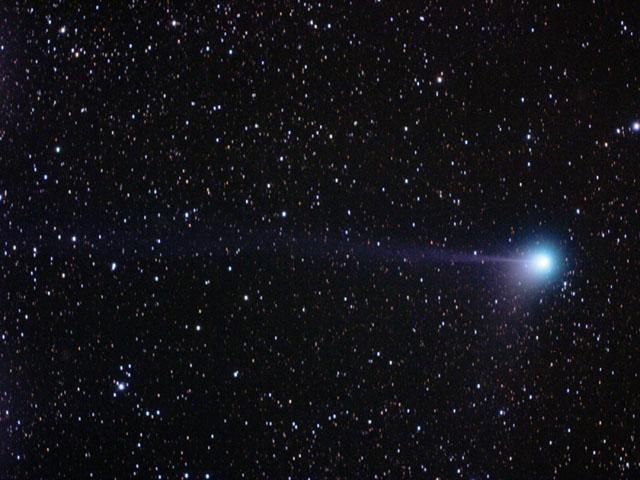 左クリックして2月6日の彗星へどうぞ