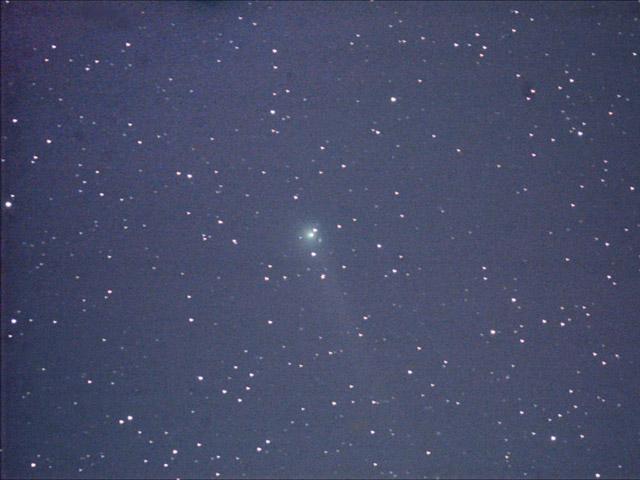 5/27マックホルツ彗星へどうぞ