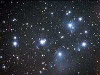 プレアデス星団−2